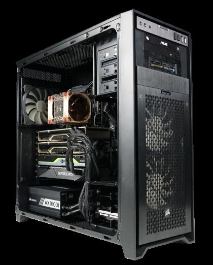 CPU / GPU Rendering