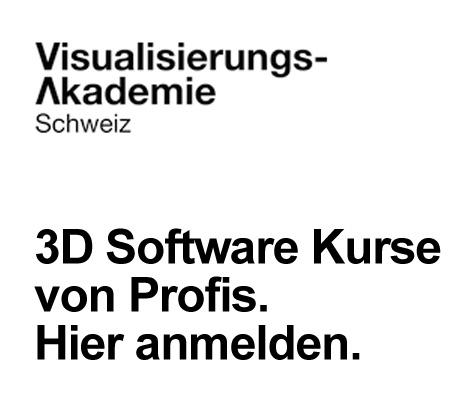 3D Kurse für unterschiedliche Anwendungen