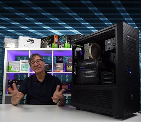 Zusammenstellung einer GPU Workstation