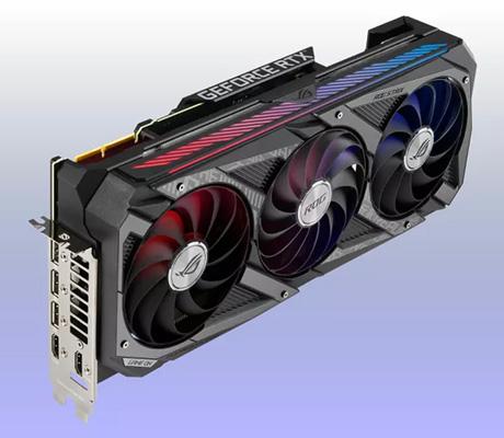 Benchmarks Nvidia RTX 3090/ RTX 3080 / RTX 3070