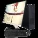 Inwin Mini PC Case, schwarz