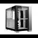 Lian Li O11 Dynamic Mini, weiss-silber mit Seitenfenster