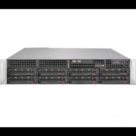 Dual Xeon Rack Server