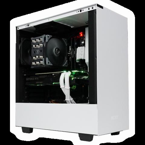 brentford G172 Silent Gamer PC