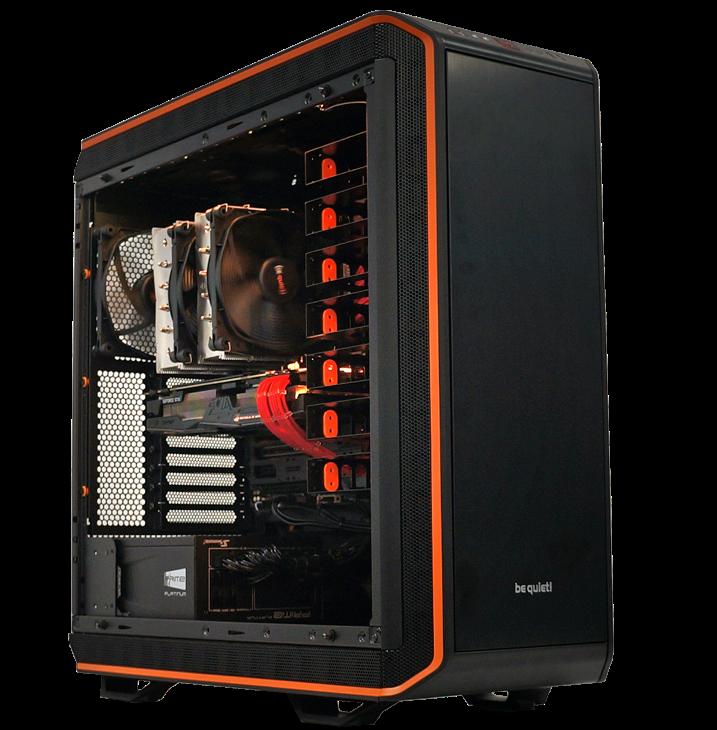 Nummer 1 PC Hersteller der Schweiz