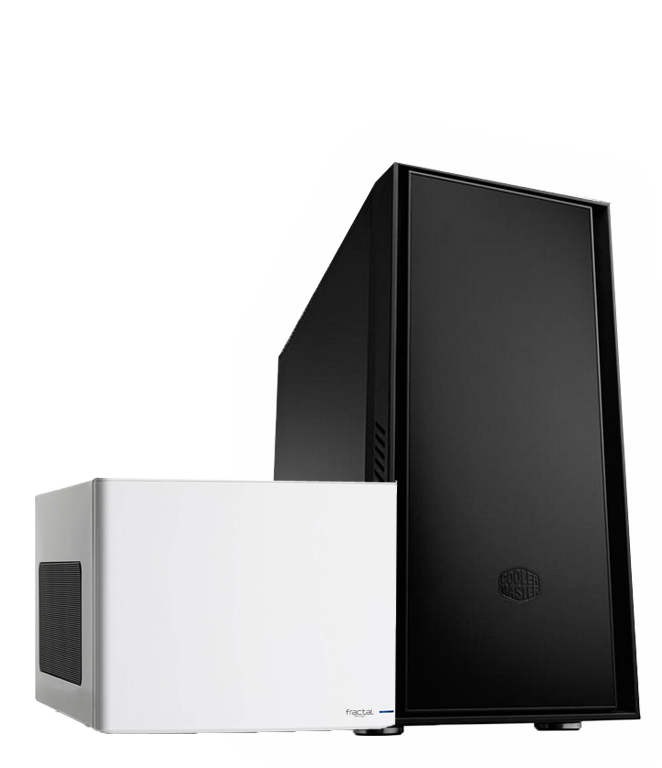 brentford PC bieten eine starke Leistung bei leisem und stabilem Betrieb