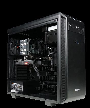brentford PC / Workstation für Bild Bearbeitung