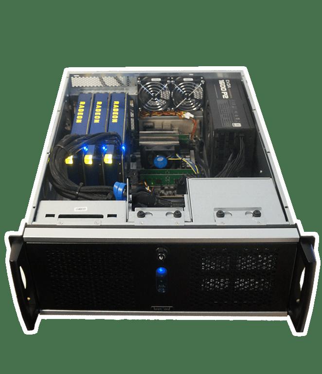 brentford Server sind individuell konfigurierbar