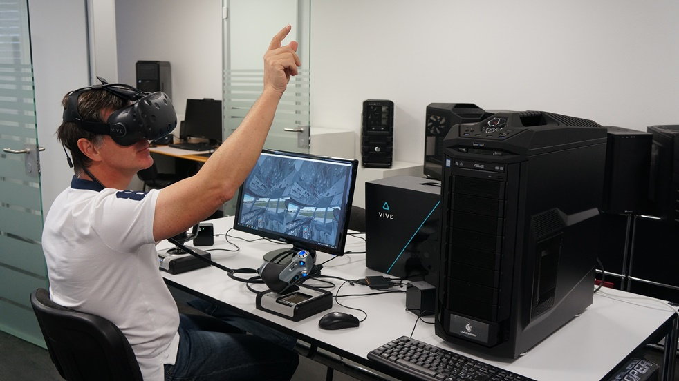 Virtual Reality PC
