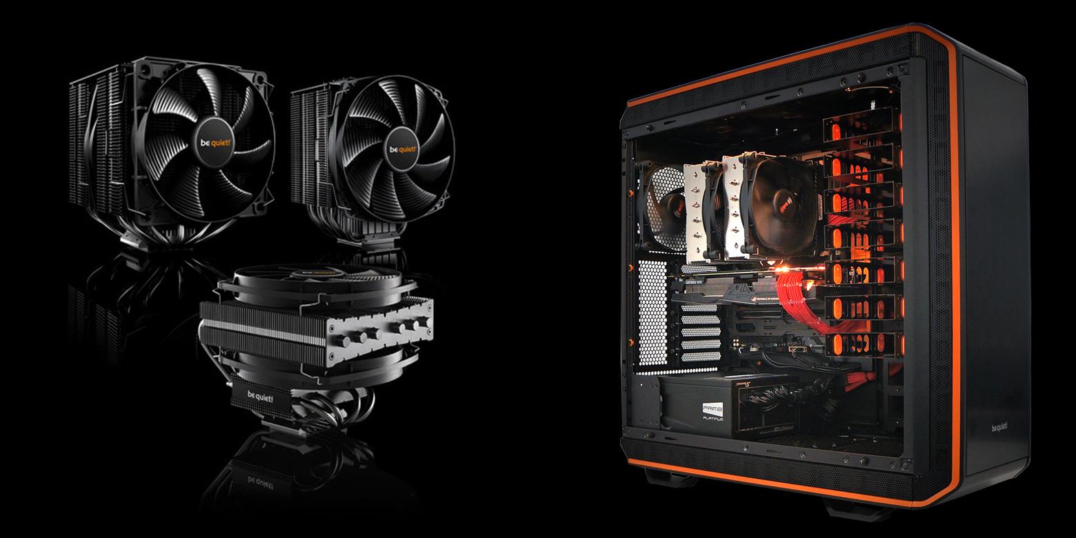 PC Kühlung brentford PC