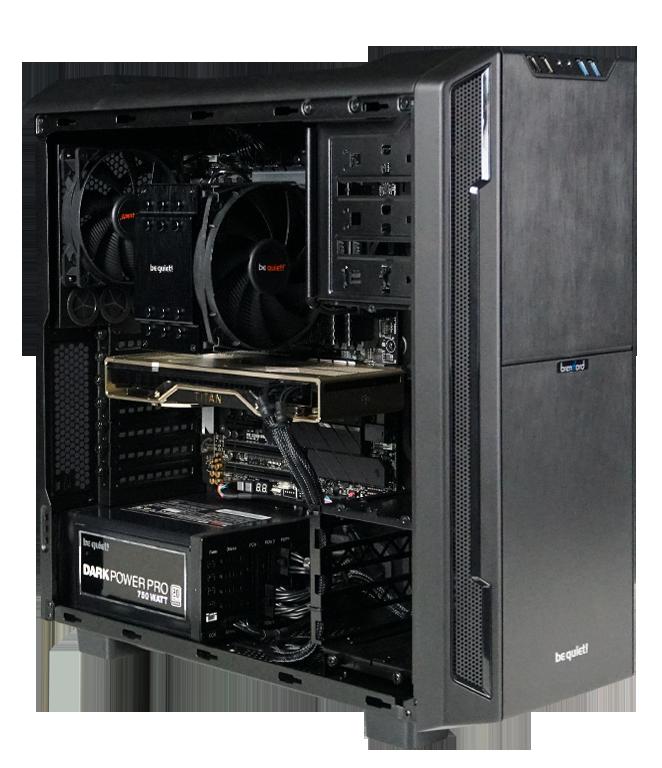 brentford Workstations sind perfekt abgestimmt auf individuelle Anforderungen