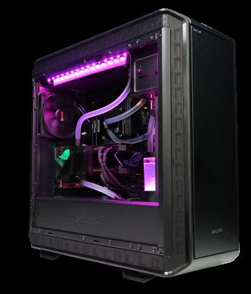 Silent Gamer PC und PC mit Wasserkühlung