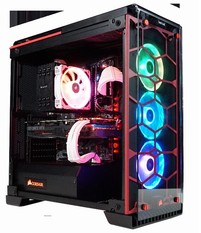 Gamer PC RGB Series - hier selber zusammenstellen