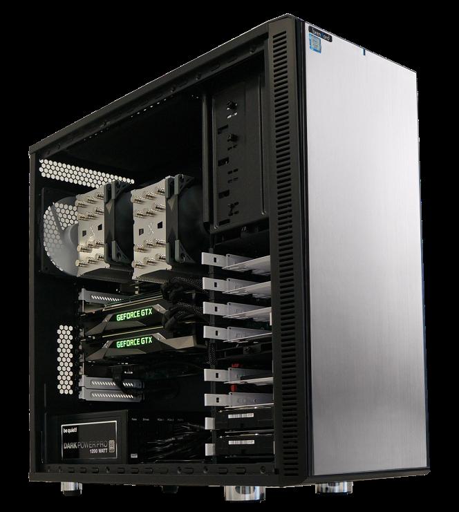 brentford IT Lösungen für CPU und GPU Rendering - flexibel und skalierbar
