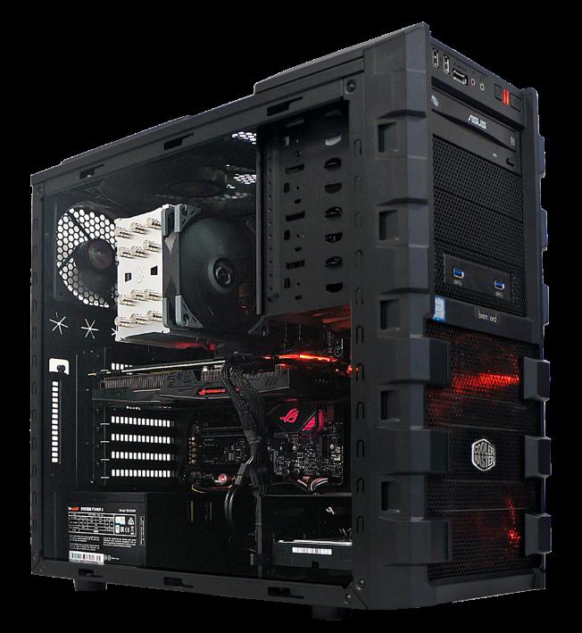 brentford Flugsimulator PC sind optimiert für Flugsimulator / Prepar3D