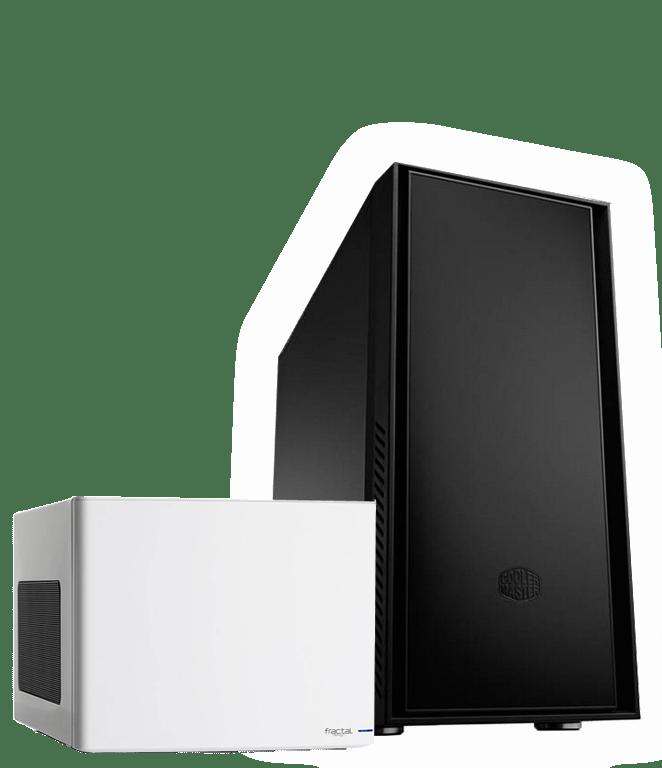brentford Office PC mit starker Leistung bei leisem und stabilem Betrieb