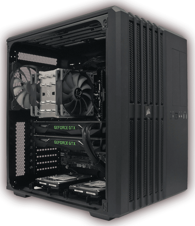 brentford Systeme für AI / Deep Learning mit hoher GPU Performance