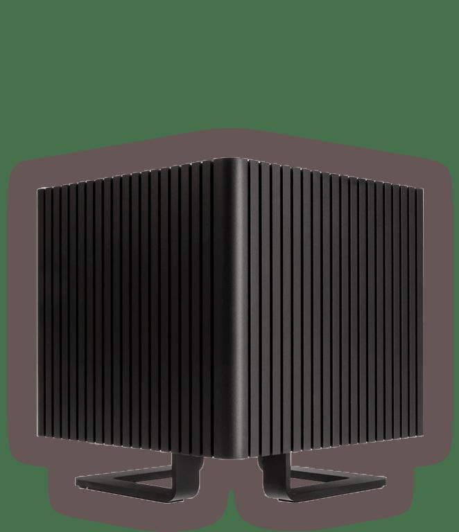 brentford Desktop / Wohnzimmer PC - stilvolle und leise Computer