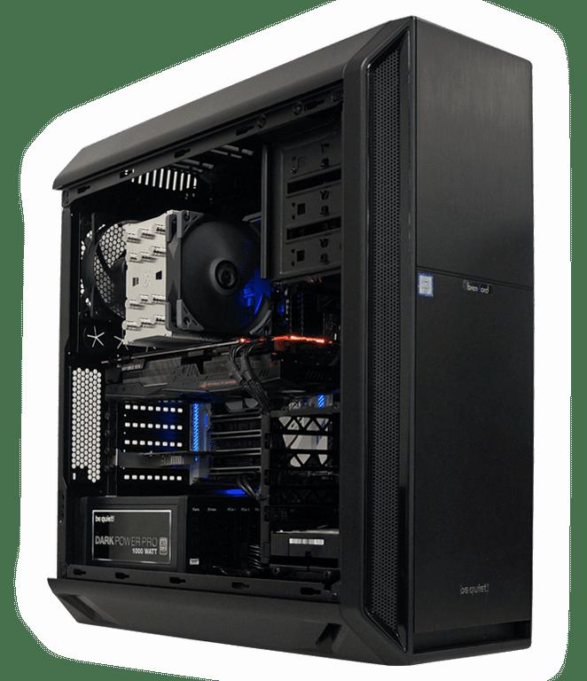 brentford Grafik PC - perfekt optimiert für Bild- und Videobearbeitung