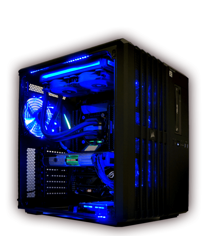 Bester Gamer PC 2018 - High End Gaming auf höchstem Niveau