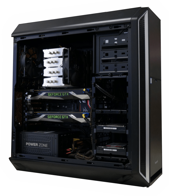 High End PC für Anspruchsvolle - das Beste vom Besten