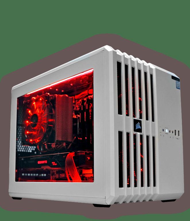 Mini Gaming PC - kleines Format und grosse Leistung