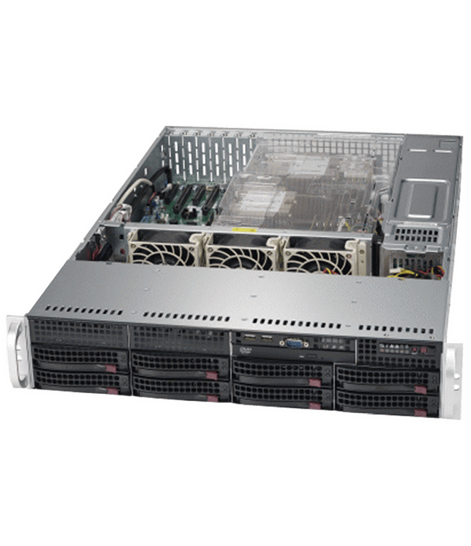 brentford Rack Server: stabil, flexibel und skalierbar