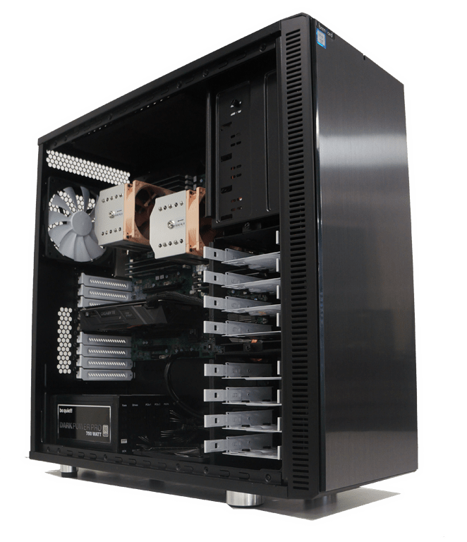 brentford Workstations mit Intel Xeon Prozessor - maximale Performance