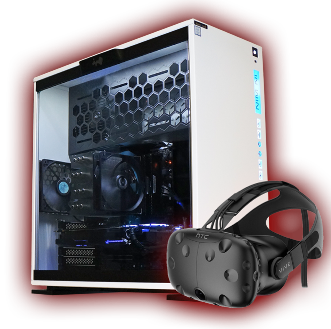 VR PC mit Top Performance für Virtual Reality Games