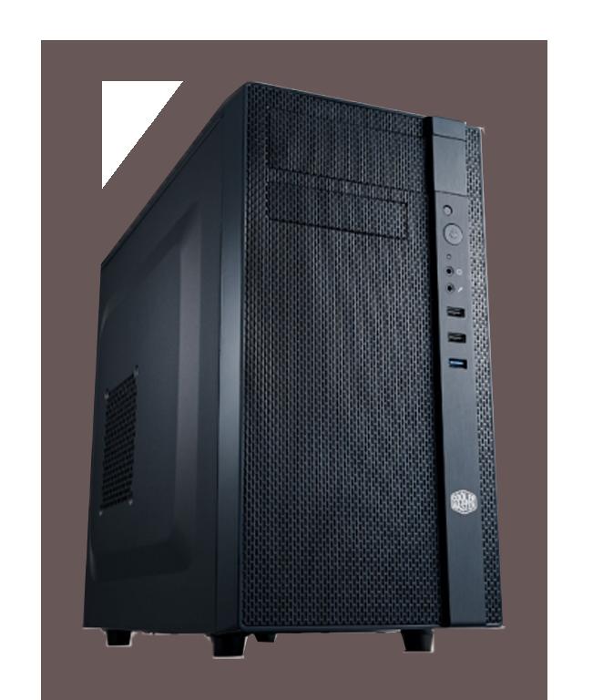 Stabile PC für industriellen Einsatz mit flexibler Konfiguration