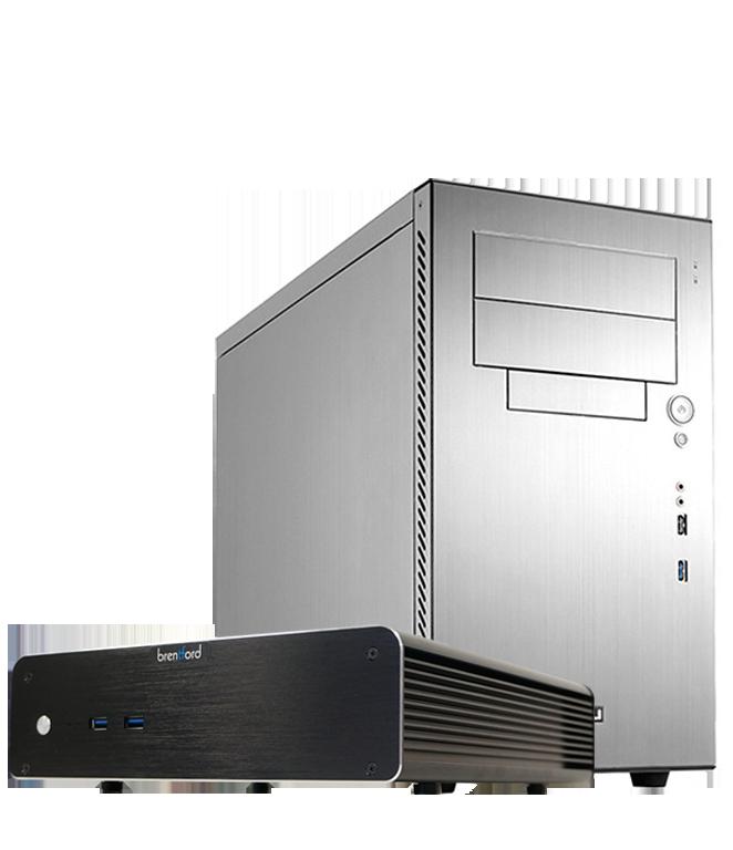 brentford Silent PC und lüfterlose PC - viel Leistung ohne störende Geräusche