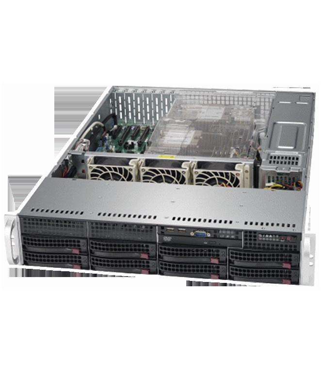 brentford Rack Server: stabil, flexibel und skalierbar