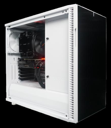 Workstation mit AMD Prozessor - starkes Preis- / Leistungsverhältnis