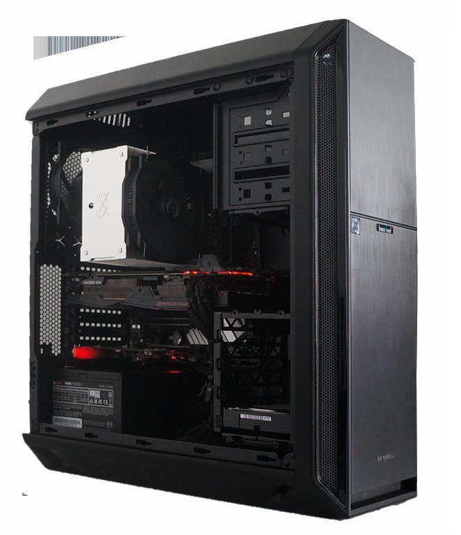 brentford Workstations mit Intel Core i7 oder Core i9 Prozessor, bis zu 18 Cores