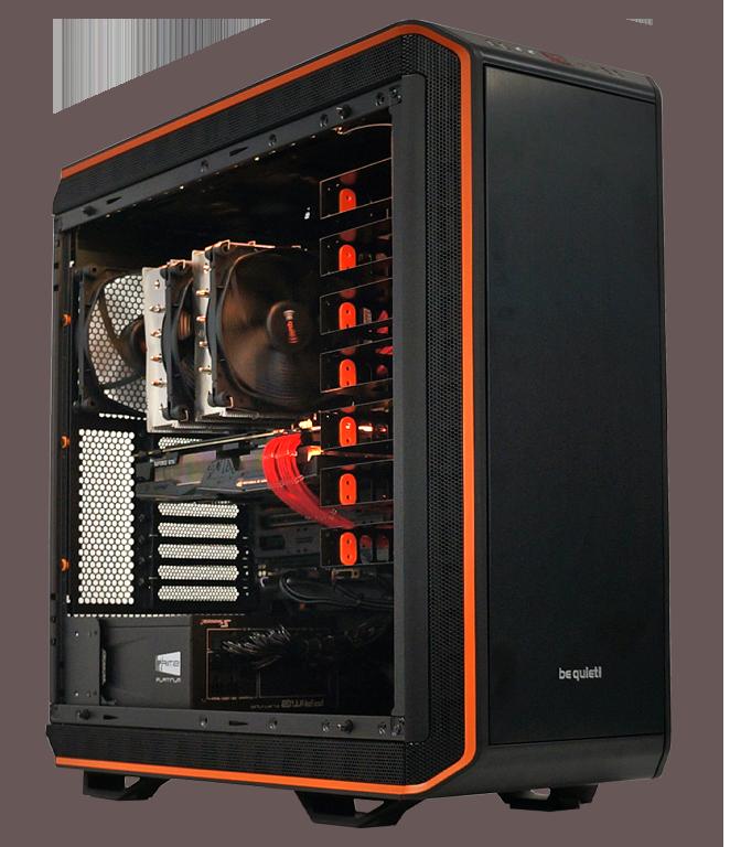 brentford Gamer PC Shop - grösster Online Konfigurator in der Schweiz