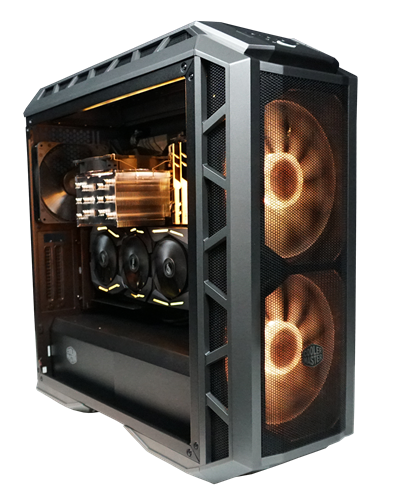 AMD Gaming PC mit starkem Preis-Leistungsverhältnis