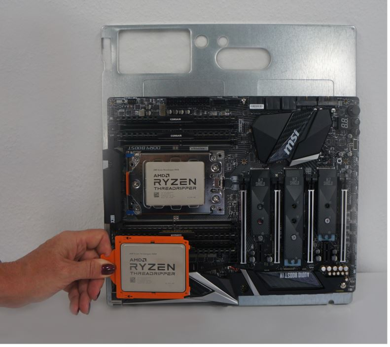 AMD Threadripper Workstation