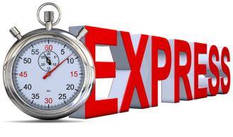 Express-Lieferung
