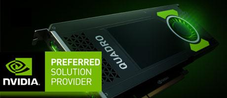 Nvidia Preferred Solution Provider