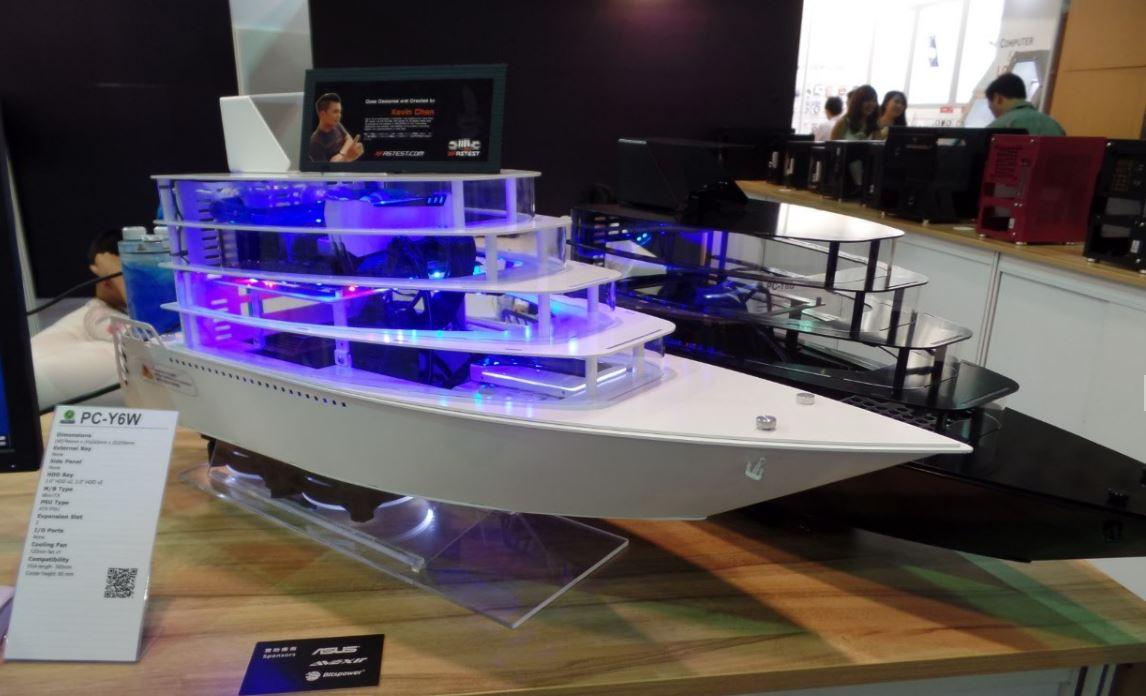 PC-Yacht