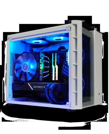 Mini Gamer PC - kleines Format und grosse Leistung
