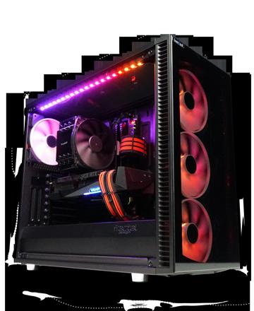 brentford Gamer PC / Flugsimulator PC - von Profis in der Schweiz gebaut