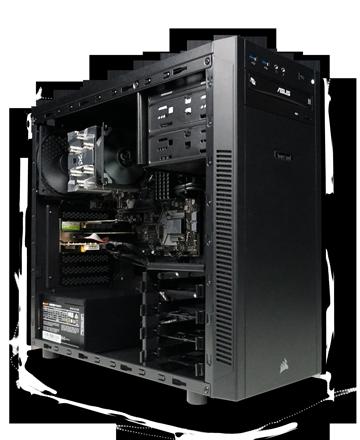 Linux PC und PC ohne Betriebssystem