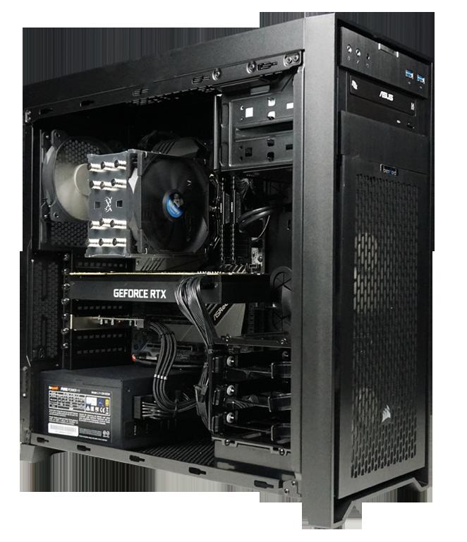 brentford Flugsimulator PC optimiert für MSFS 2020 / Prepar3D