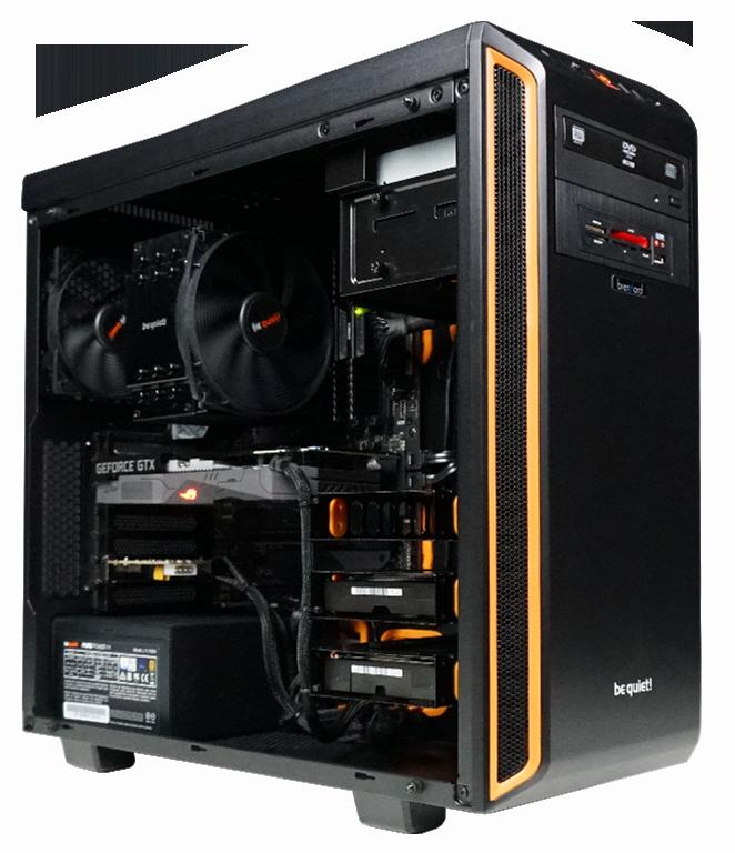 AMD PC mit attraktivem Preis-Leistungsverhältnis