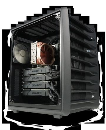 brentford GPU Workstations und Server für GPU Rendering