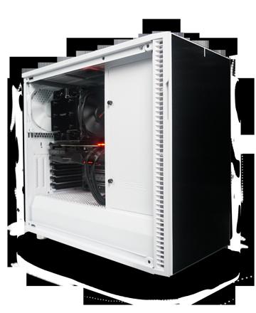 Extra leise und passiv gekühlte PC & Workstation