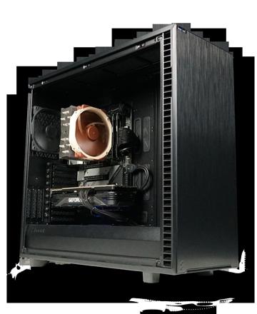 brentford Workstations mit Intel Core i7 oder Core i9 Prozessor