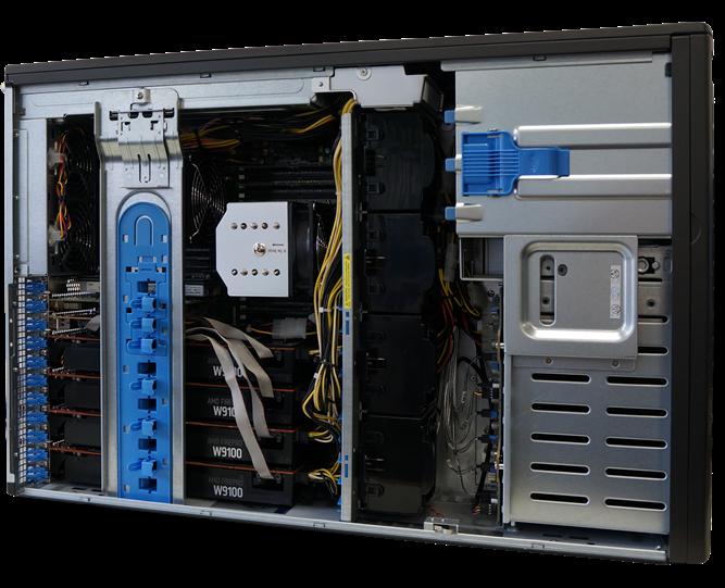 brentford GPU Server: flexibel konfigurierbar, mit grosser Auswahl