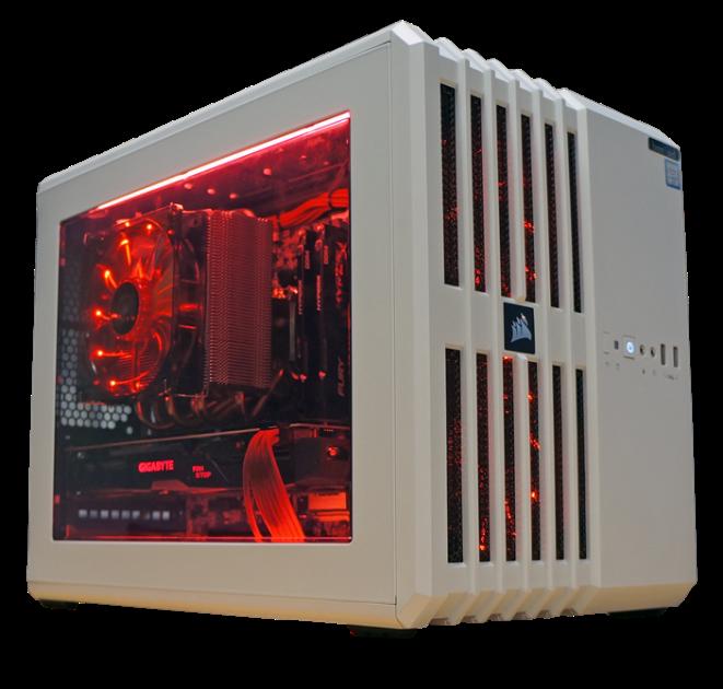 brentford Mini Gamer PC - kleines Format und grosse Leistung